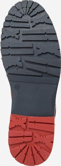 Suvarstomieji batai iš BULLBOXER , spalva - karamelės: Vaizdas iš apačios
