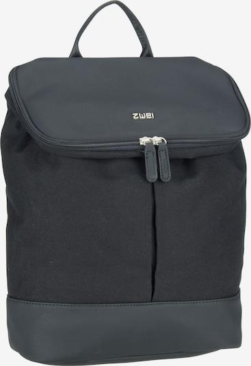 ZWEI Rucksack' Paula' in schwarz, Produktansicht
