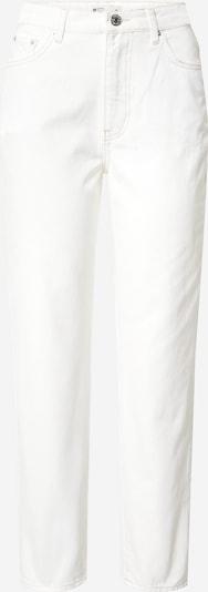 Gina Tricot Jeans 'Dagny' i white denim, Produktvisning