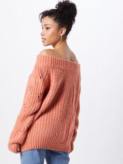 Megztinis 'Hetty' iš ABOUT YOU , spalva - persikų spalva: Vaizdas iš galinės pusės