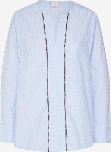 Bluză 'PWC002-PP484' La Martina pe albastru deschis / alb, Vizualizare produs