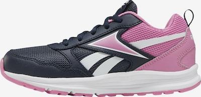 REEBOK Schuhe in nachtblau / pink, Produktansicht