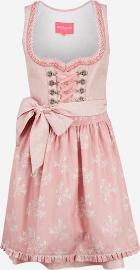 Rochițe tiroleze Krüger Madl pe roz / alb, Vizualizare produs