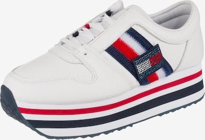 TOMMY HILFIGER Sneaker in dunkelblau / rot / weiß, Produktansicht