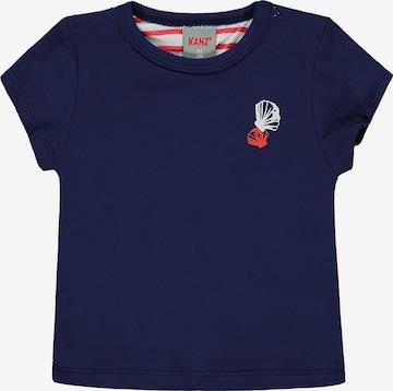 KANZ T-Shirt in Blau