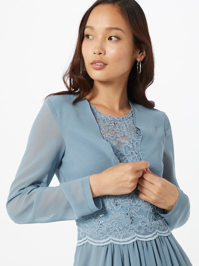 SWING Bolero in smoke blue, View model