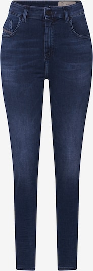 DIESEL Jeans 'SLANDY-HIGH 085AV' in de kleur Blauw denim, Productweergave