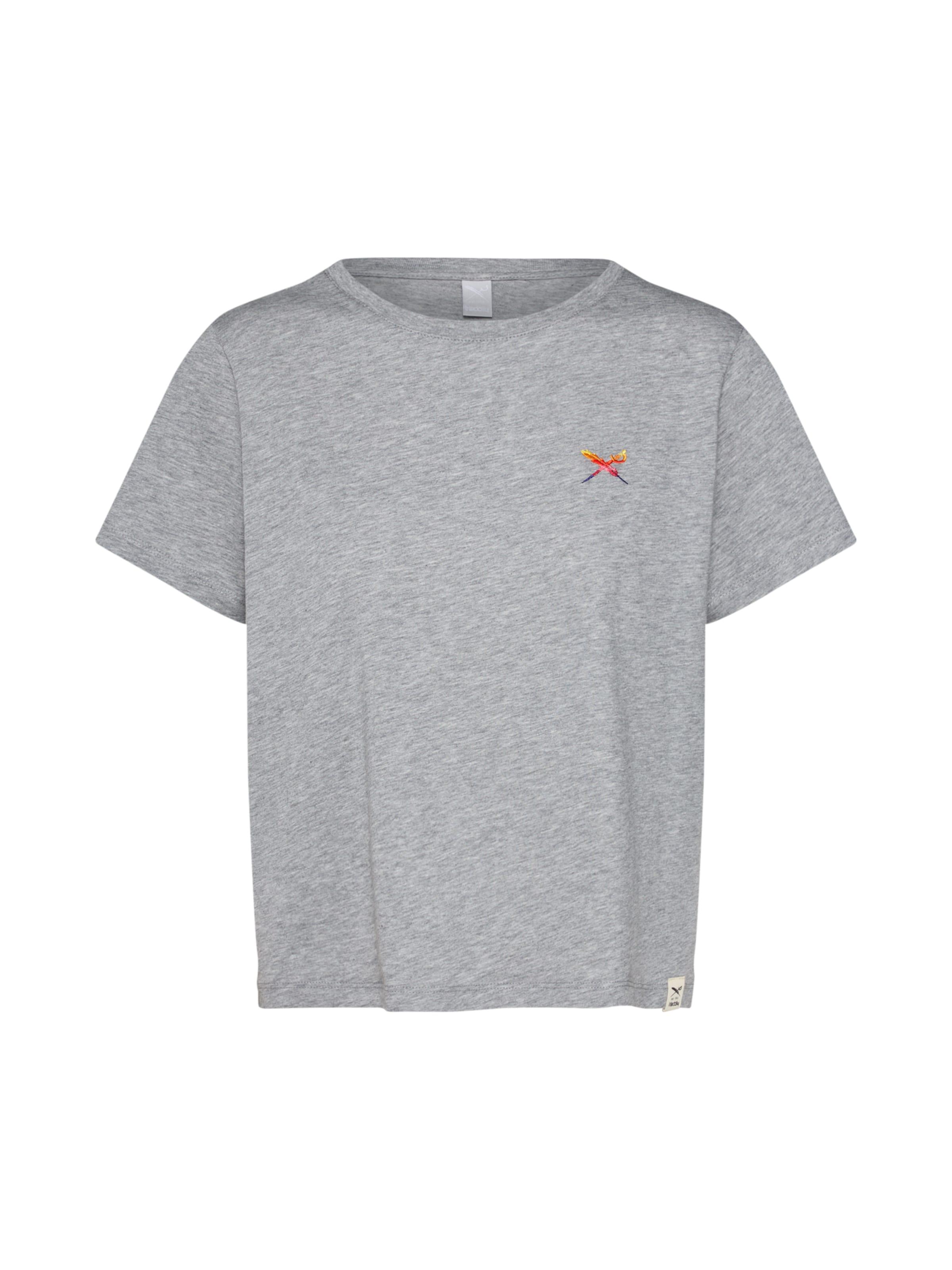 'rainbow Tee' Graumeliert Mini Iriedaily In Shirt qjSpMGLzUV