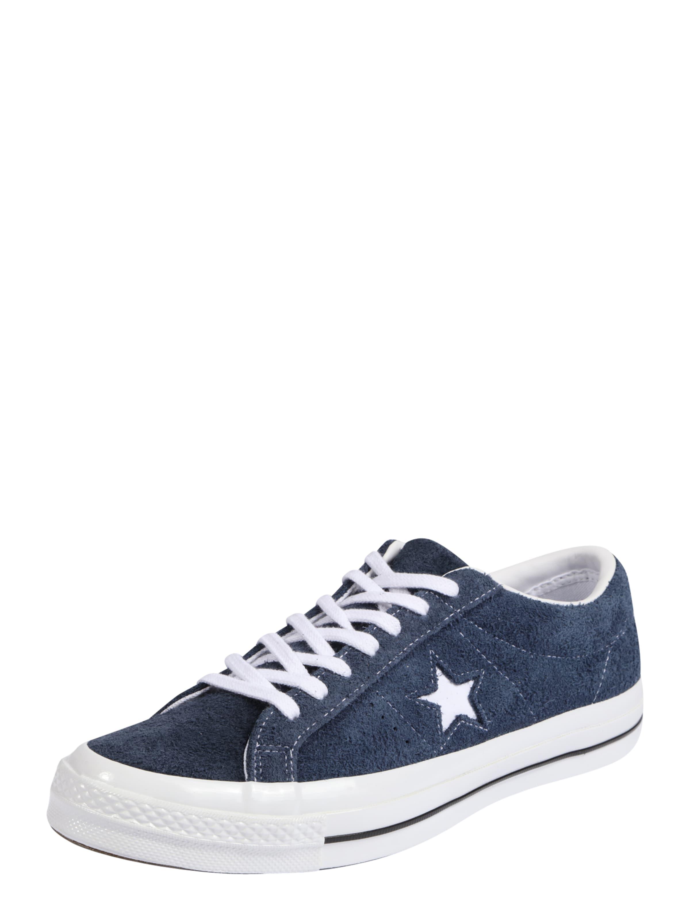 Sneaker Converse 'one Star NachtblauWeiß Ox' In vmNO8n0w