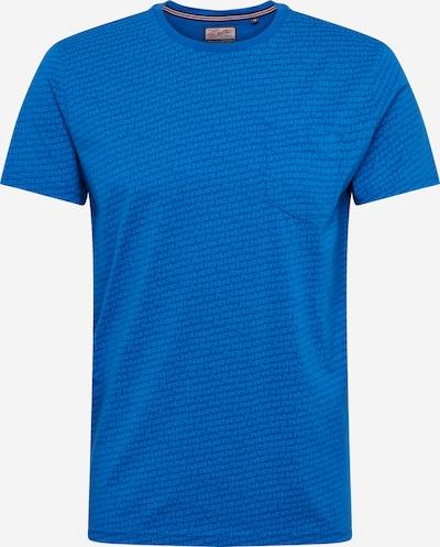 Petrol Industries T-Shirt in royalblau, Produktansicht