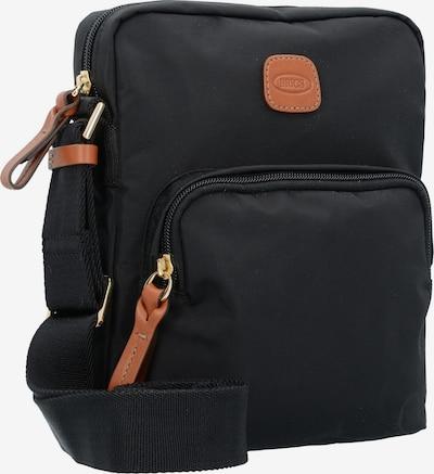 Bric's Schoudertas in de kleur Zwart, Productweergave