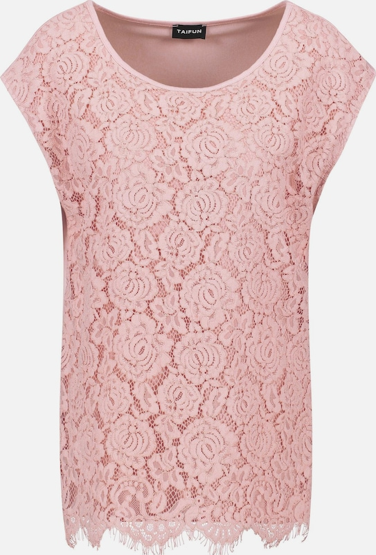 TAIFUN T-Shirt in Rosa    Großer Rabatt cec300