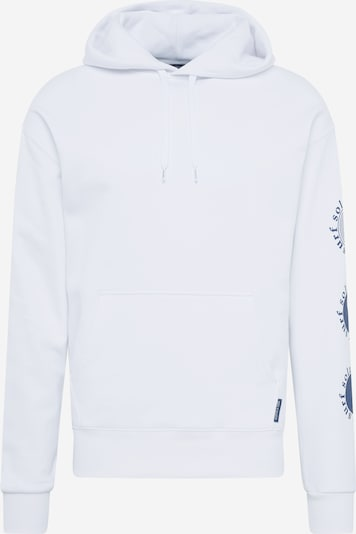 SCOTCH & SODA Sweatshirt in de kleur Wit: Vooraanzicht