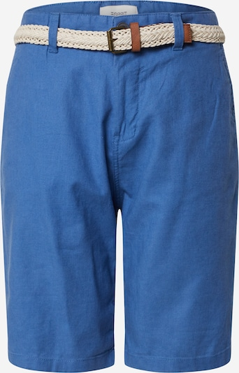 ESPRIT Shorts 'F BASIC CO/LI' in blau, Produktansicht