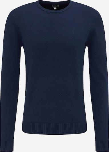 DREIMASTER Pullover 'Maritim' in blau: Frontalansicht
