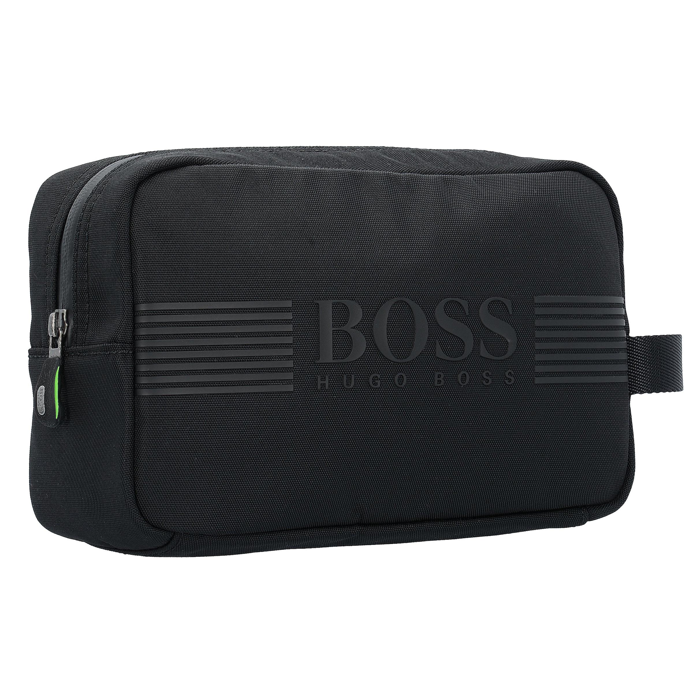 BOSS Pixel Kulturtasche 25 cm Ganz Welt Versand Für Billig Günstig Online dZNFWc5ZMx