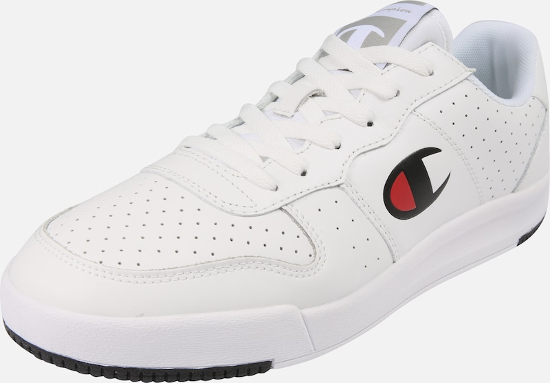 Champion Baskets Basses En Apparel Leather' Blanc Athletic 'rls Authentic 3F5JcKuTl1