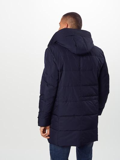 JOOP! Veste d'hiver '17 JO-70Hoover 10001899' en bleu foncé: Vue de dos