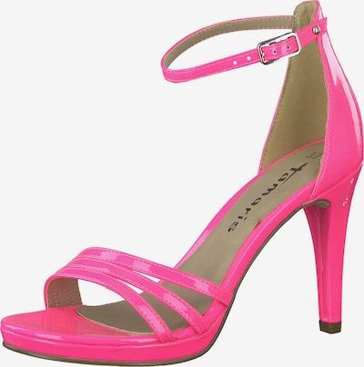TAMARIS Sandale in pink, Produktansicht