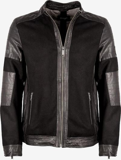 Maze Tussenjas 'Rovigo' in de kleur Zwart, Productweergave