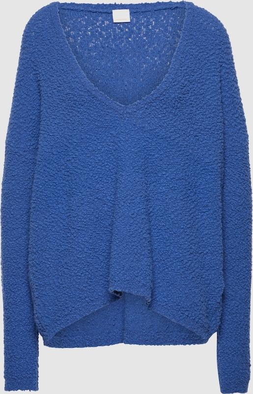 BOSS Pullover 'Ilila' in blau  Markenkleidung für Männer und Frauen