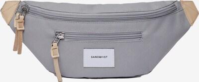 SANDQVIST Heuptas 'ASTE' in de kleur Grijs, Productweergave