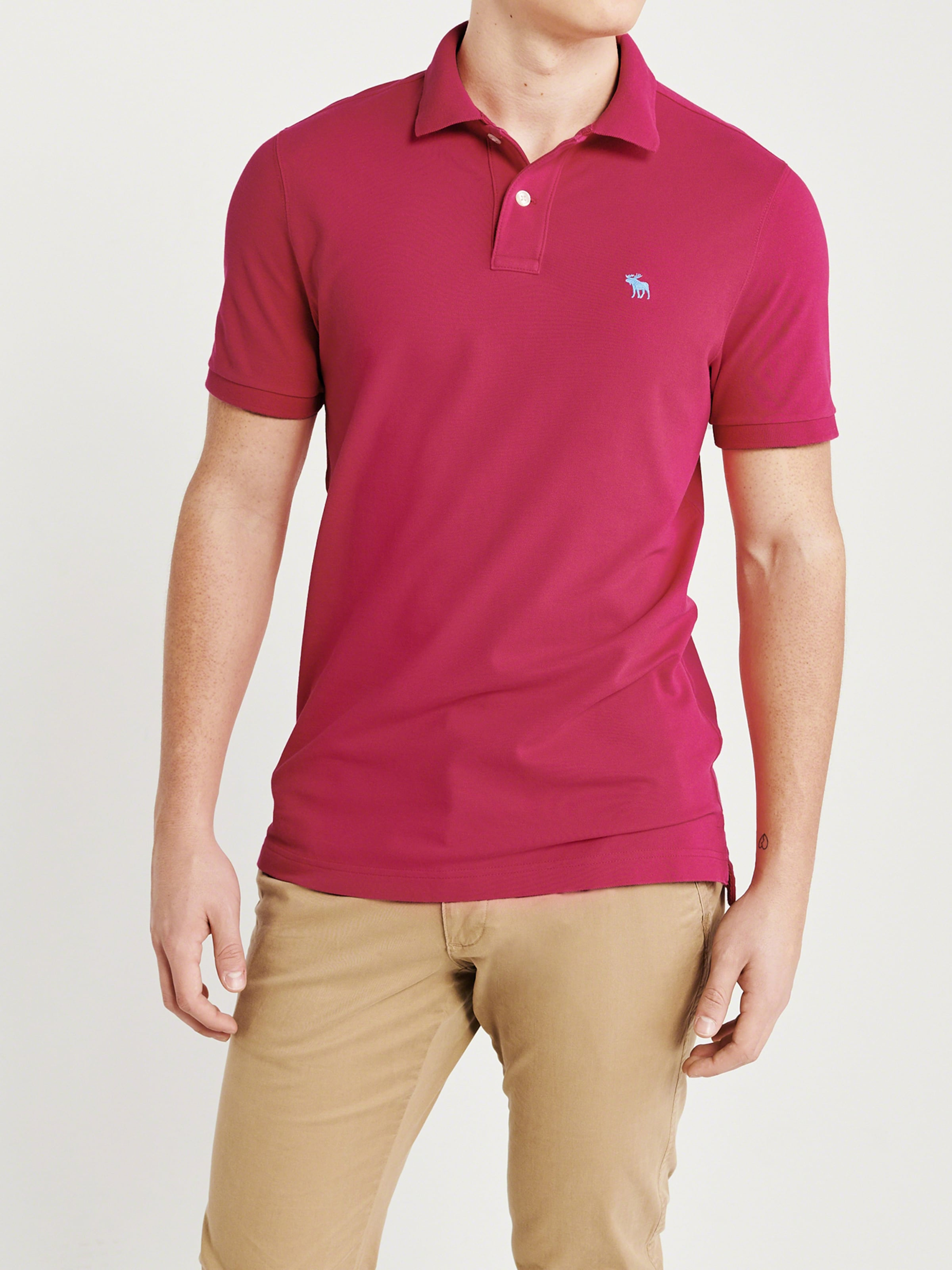Fitch Poloshirt Poloshirt Abercrombieamp; Fitch Pink Abercrombieamp; Abercrombieamp; In Pink Fitch In Poloshirt stChrQdx