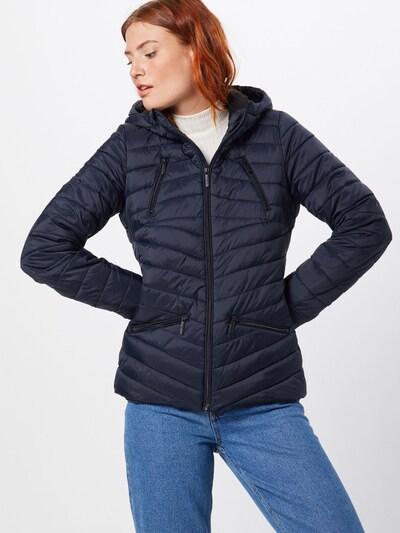 Sublevel Prehodna jakna | mornarska barva: Frontalni pogled