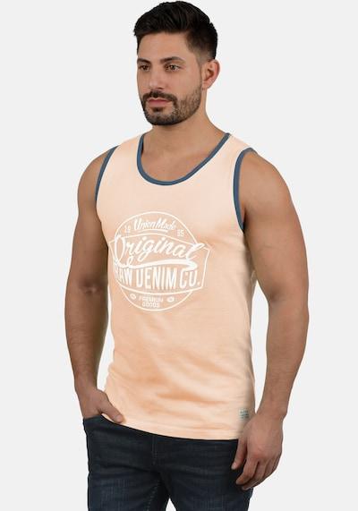 BLEND Tanktop 'Walex' in apricot / pink: Frontalansicht