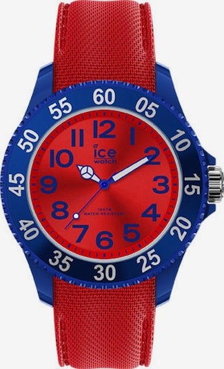 ICE WATCH ice-watch Quarzuhr »ICE cartoon, 017732« in blau / rot, Produktansicht