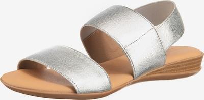 Paul Vesterbro Klassische Sandalen in silber, Produktansicht