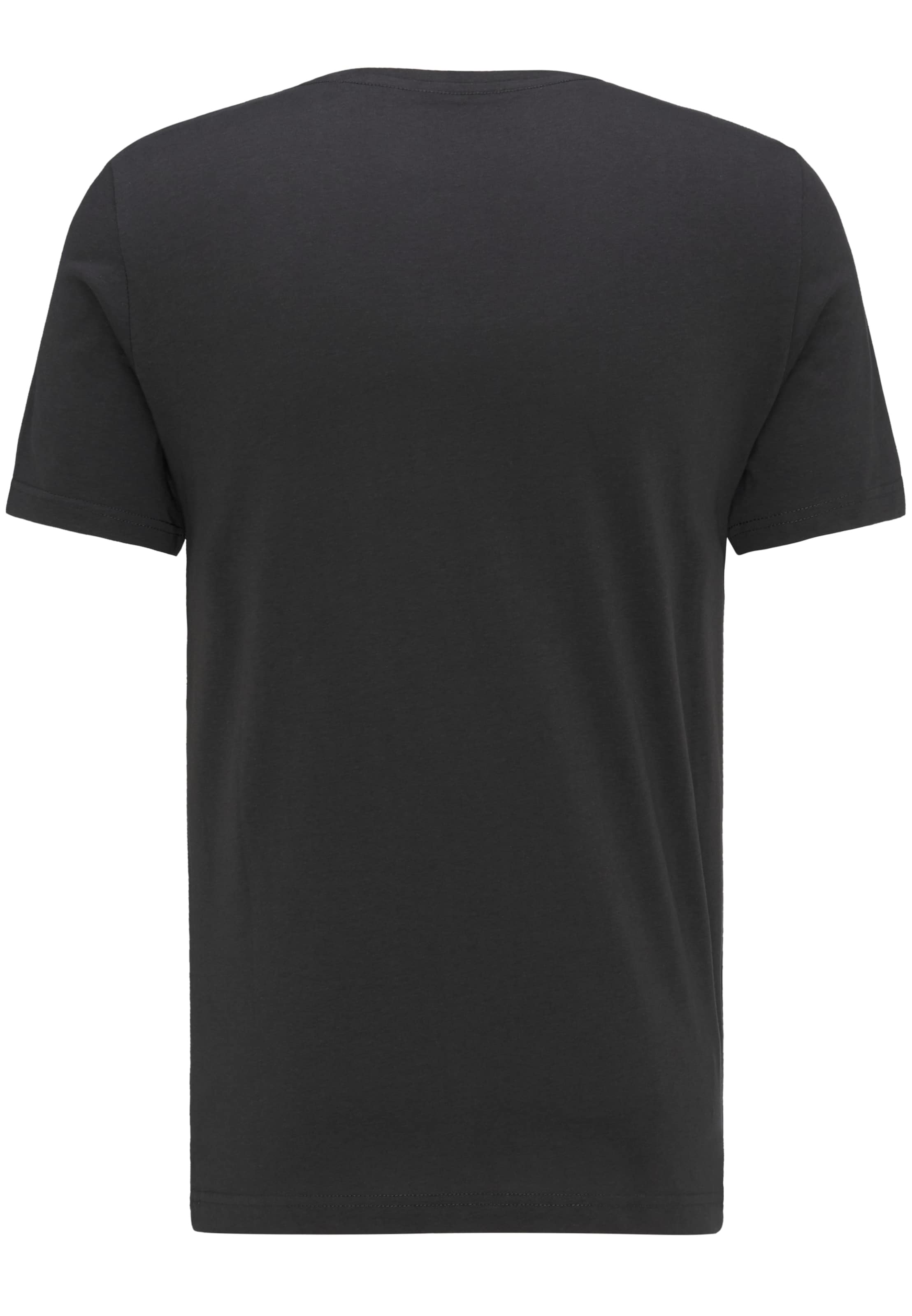 Tee' AnthrazitHellpink Mustang 'wording shirt In T PkuZOXTi