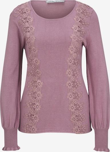 Pulover 'Twinset' heine pe roz, Vizualizare produs