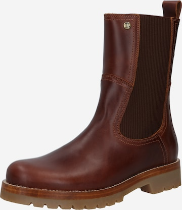 PANAMA JACK Chelsea Boots 'Florencia' in Brown
