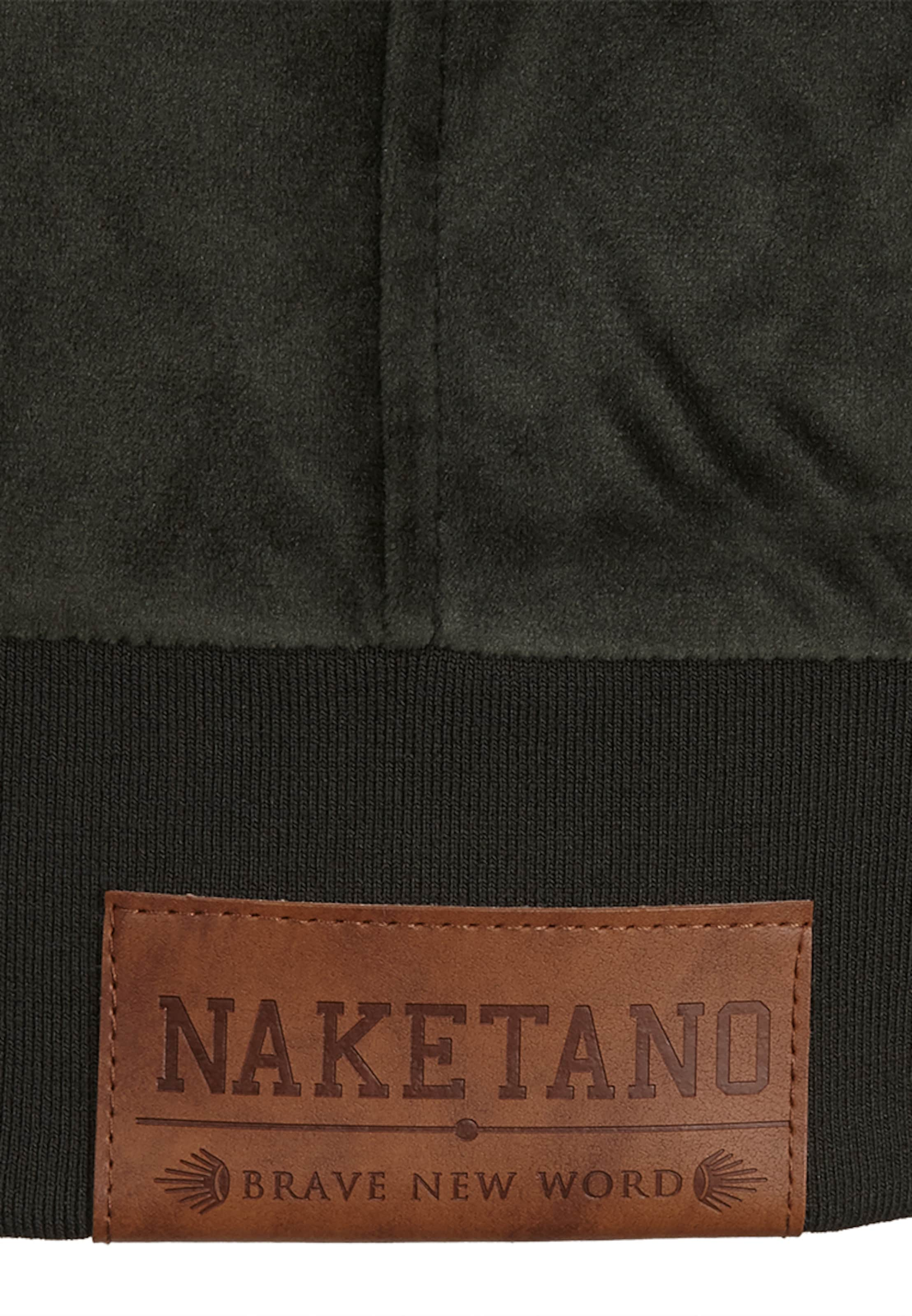 Mack naketano Male Zipped naketano Male IV' 'Birol Jacket Yx6Odqw