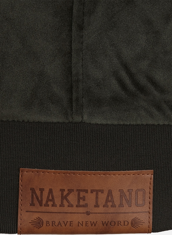 naketano Male Zipped Jacket 'Birol Mack IV'