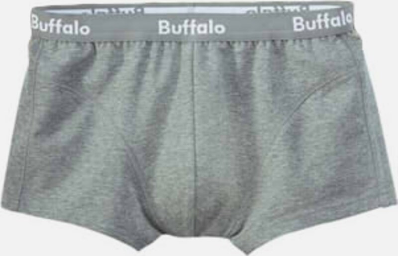 Grau Baumwoll Wei Schwarz Stck hipster 3 Buffalo vIx1qdpd