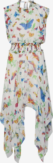 The Kooples Kleid in mischfarben / weiß, Produktansicht