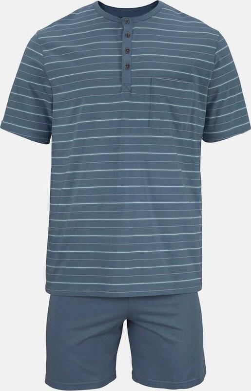 SCHIESSER kurzer Pyjama