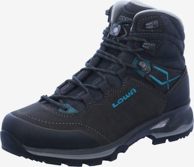 LOWA Boots in de kleur Donkerbruin / Donkergrijs, Productweergave