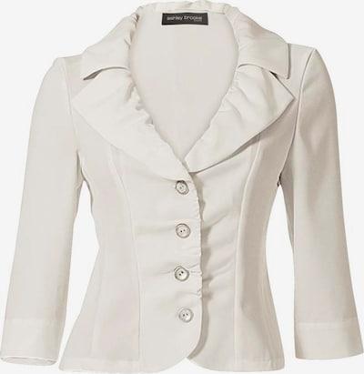 Blazer heine di colore bianco lana, Visualizzazione prodotti