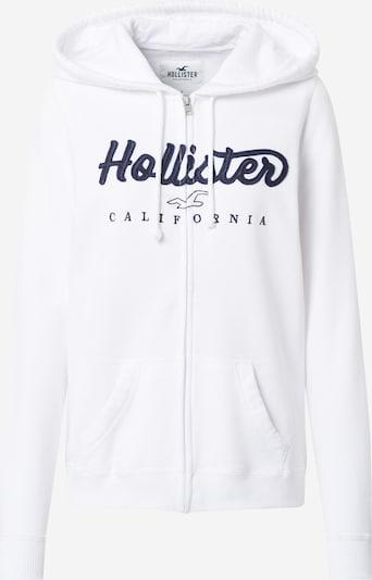 HOLLISTER Bluzka sportowa 'BTS' w kolorze granatowy / białym, Podgląd produktu