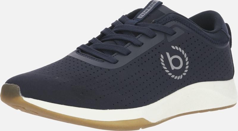 Bleu Basses Baskets Bugatti 'factor' En Nuit 7fb6gy