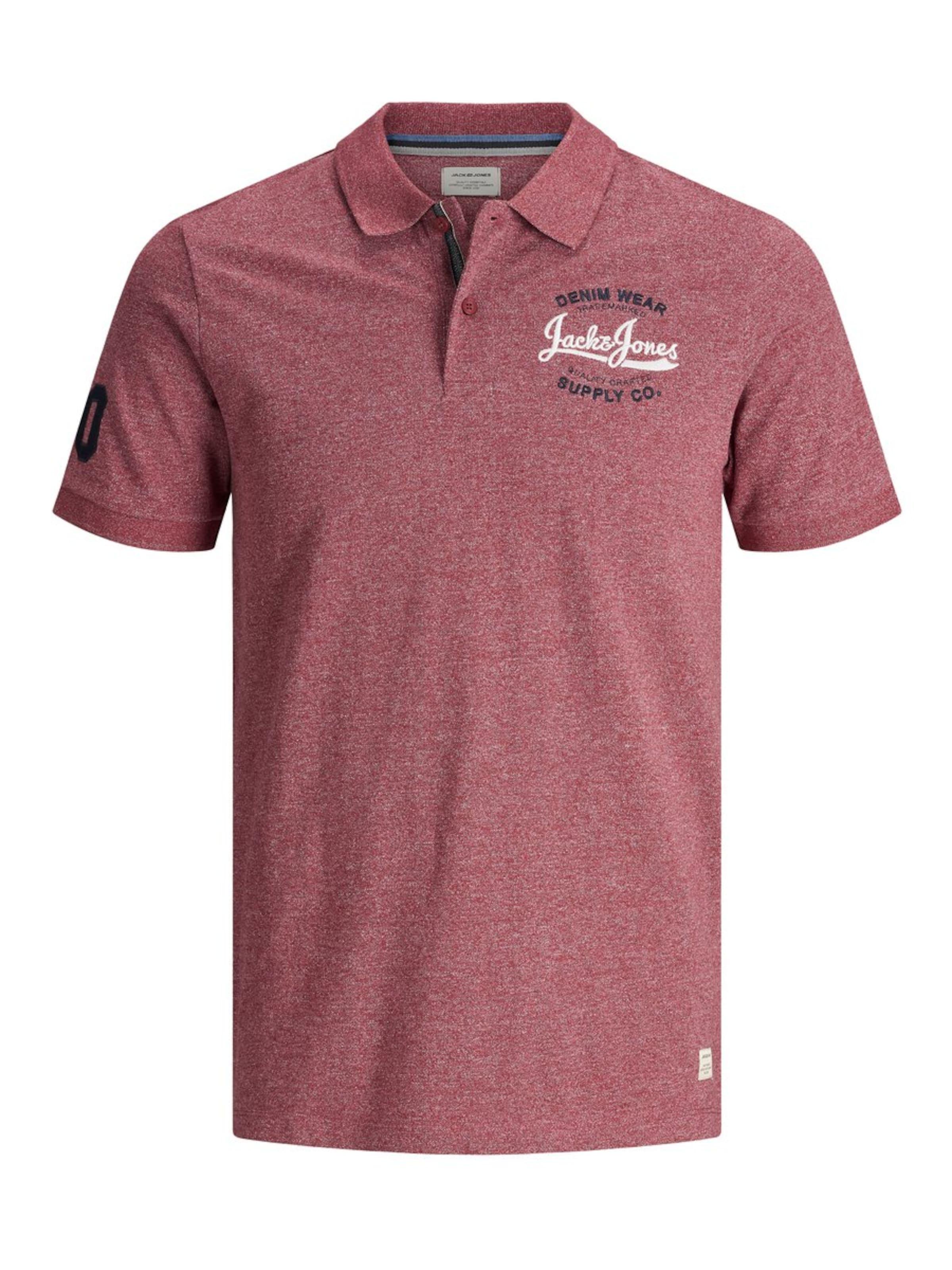 shirt Pastel T Jackamp; Jones En Rouge TFK1lJc3