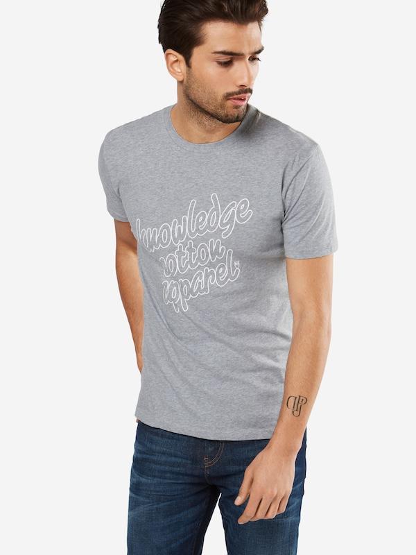 Knowledgecotton Apparel T-shirt Gots