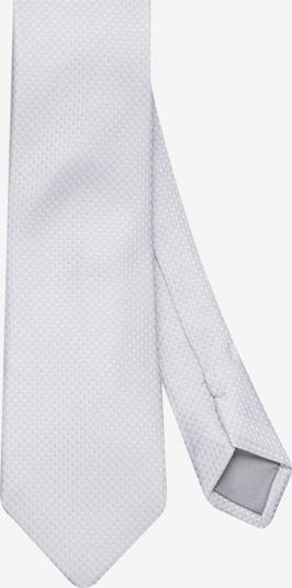 Jacques Britt Krawatte ' Custom Fit ' in silber, Produktansicht