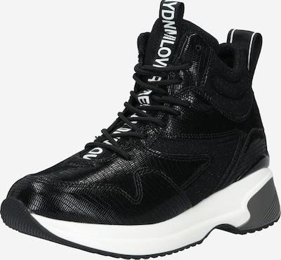 REPLAY Sneaker 'Lucille' in schwarz / weiß, Produktansicht
