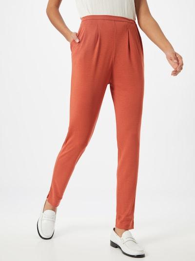 JAN 'N JUNE Cygaretki 'ARABIS' w kolorze rdzawoczerwonym, Podgląd na modelu(-ce)