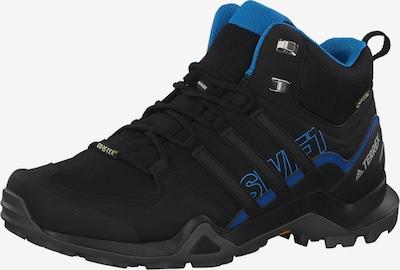 ADIDAS PERFORMANCE Boots 'Terrex Swift' in de kleur Blauw / Zwart, Productweergave
