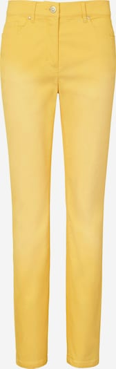 Looxent Hose im 5-Pocket-Style in gelb, Produktansicht